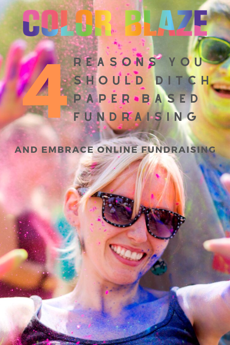 Benefits of Online Fundraising