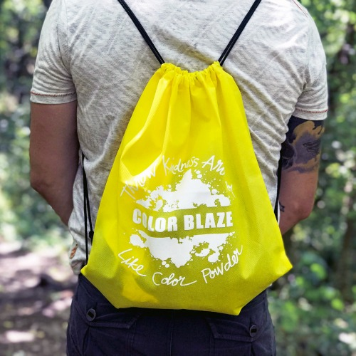 Color Blaze Color Powder Backpack