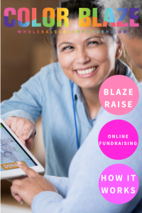 BlazeRaise How It Works