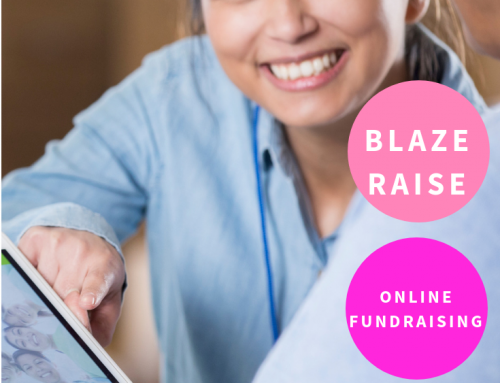 Blaze Raise Online Fundraising – How It Works