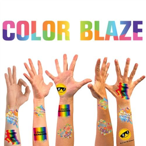 Color Blaze Tattoos