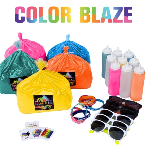 Color War Party Box