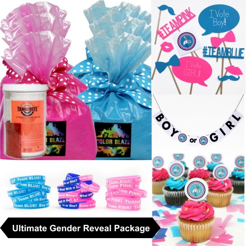 Gender Reveal Ultimate Party Package
