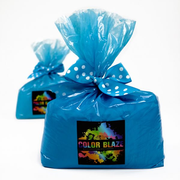 Gender Reveal 10 pounds Blue Powder