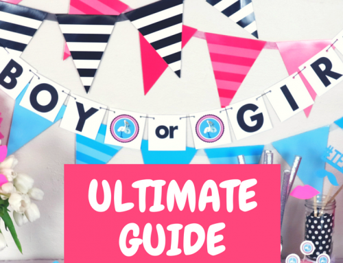The Ultimate Guide To Planning a Gender Reveal On A Budget