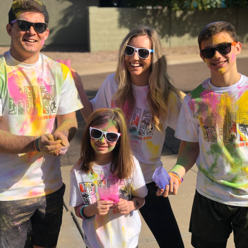 Color 5k Race Kits