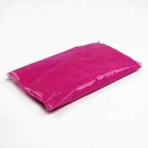 10 Pink Color Powder Packets