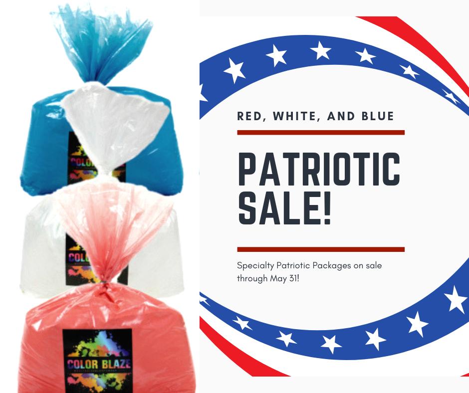 Patriotic Pack Sale