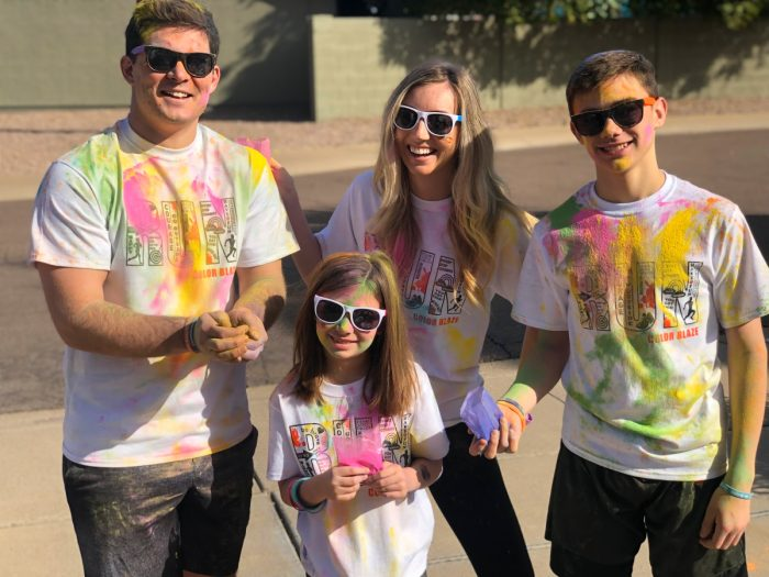 Color War Family