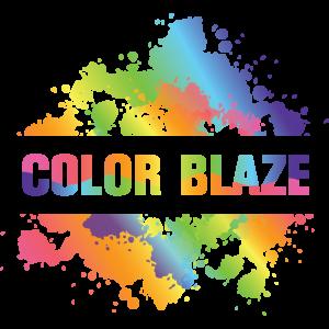 bulk colored powder