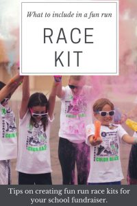 picture of kids enjoying a paint run