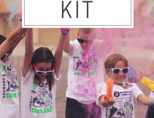 What To Include In Your Color Paint Run Race Kits
