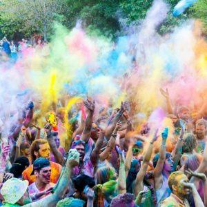Color Powder Celebration