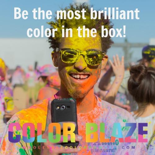 Color Blaze Color Powder