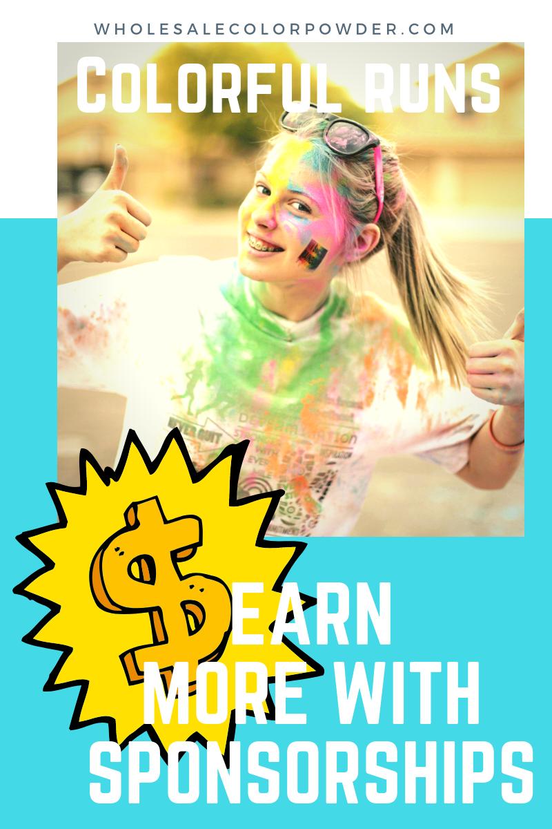 Fun Run Sponsorship Ideas