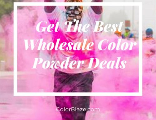 Wholesale Color Powder Coupon Deals by Color Blaze