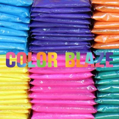 color blazeassorted individual color powder packets - Color Packets