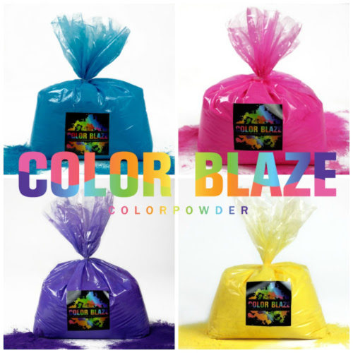 color Run Powder 20 pounds