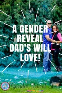 Gender Reveal Powder