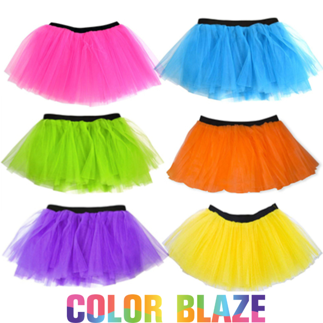ColorFunRun Tutus